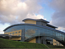 Aberdeen, Aberdeen Exhibition & Conference Centre, © Graham Scott